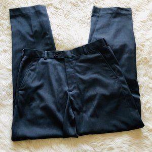George Grey Dress Pants 34x34 K15